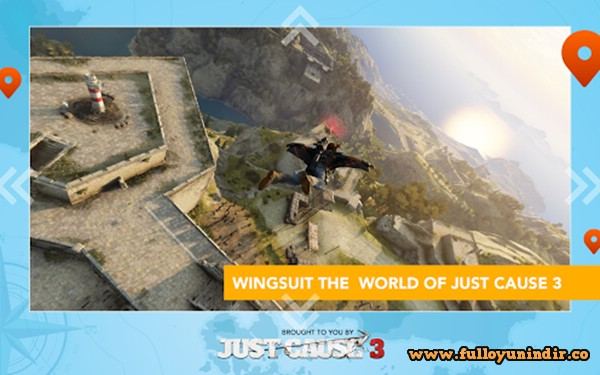 Just Cause 3: WingSuit Tour Apk indir