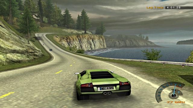 Need for Speed: Hot Pursuit 2 (Demo) - Image du Jeu