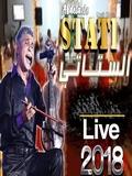 Abdelaziz Stati-Live 2018