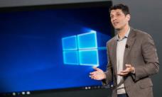 Ο Terry Myerson μιλάει για το νέο λειτουργικό σύστημα Microsoft Windows 10 S