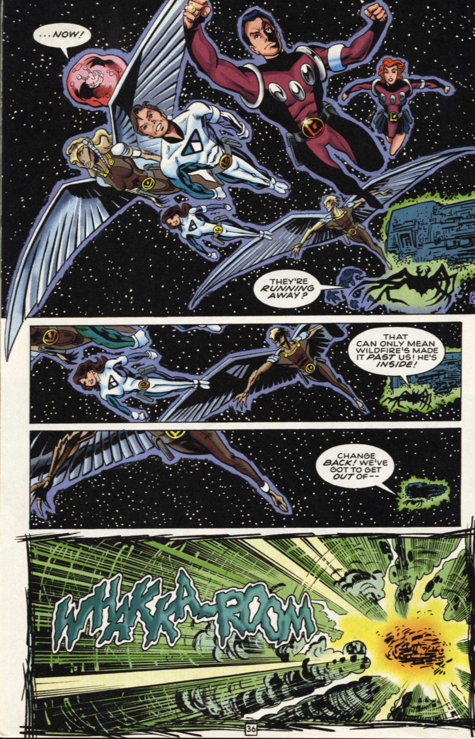 Legion of Super-Heroes (1989) _Annual_7 Page 37