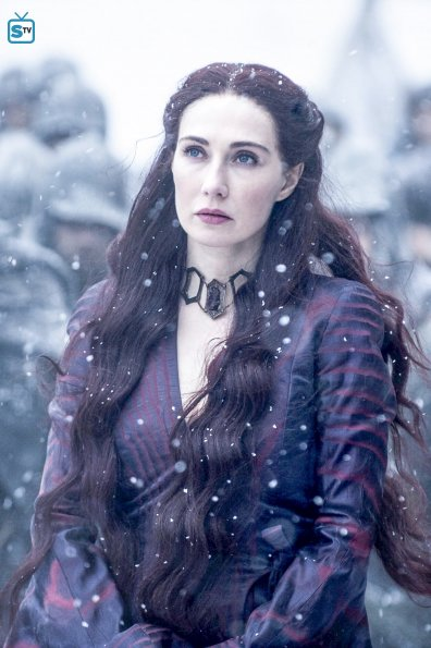 Game of Thrones 5x09 - Melisandre