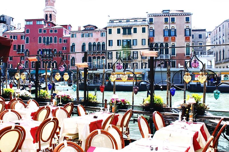 Venice restaurants.