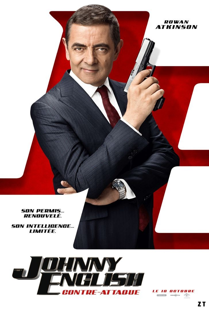 Johnny English contre-attaque [TS MD] [Streaming] [Telecharger]
