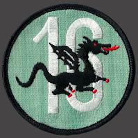 Fliegerstaffel 16 Patch