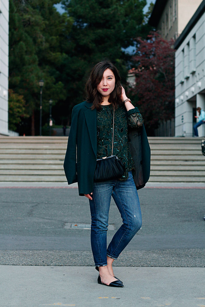 Readytwowear A Personal Style Blog That Started From