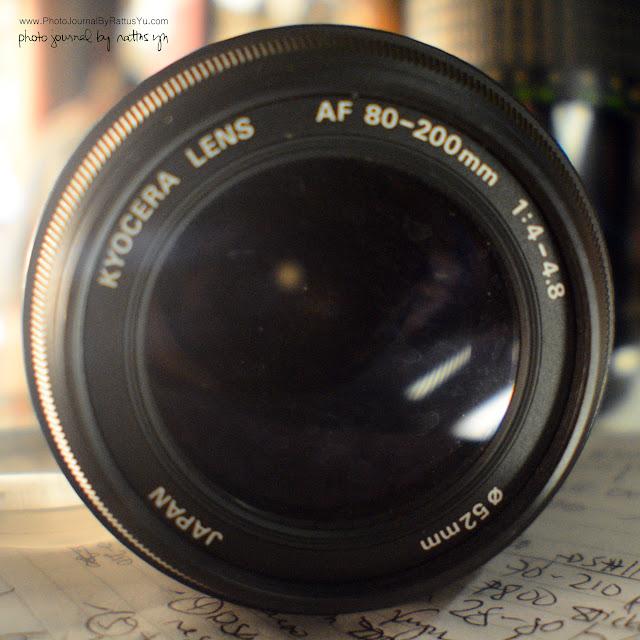 Kyocera AF 80-200mm f/4-4.8