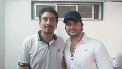 Arun Tiwari and Kunal Tiwari