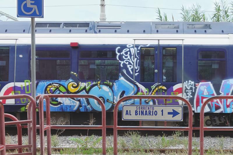 Train to Sorrento