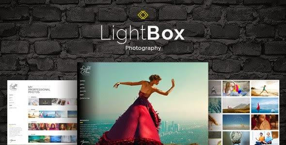 Lightbox WordPress Theme