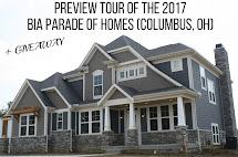2017 Bia Parade of Homes Columbus Ohio
