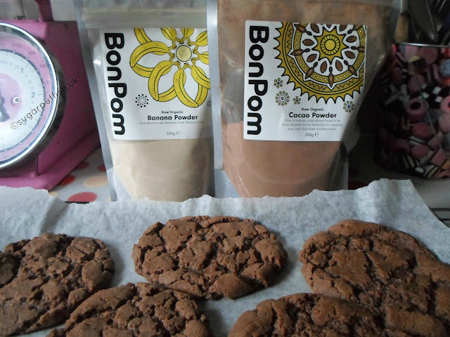 Review BonPom Cacao Powder and Banana Powder