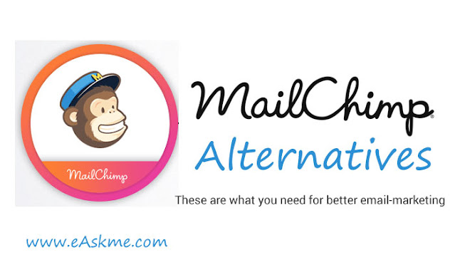 9 Best MailChimp Alternatives in 2021: Unleash the Power of Email Marketing: eAskme