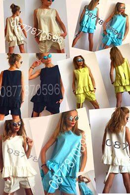 616ed527787 Razdavalnik.bg: Спечелете ленен комплект от Онлайн продажби на модни ...