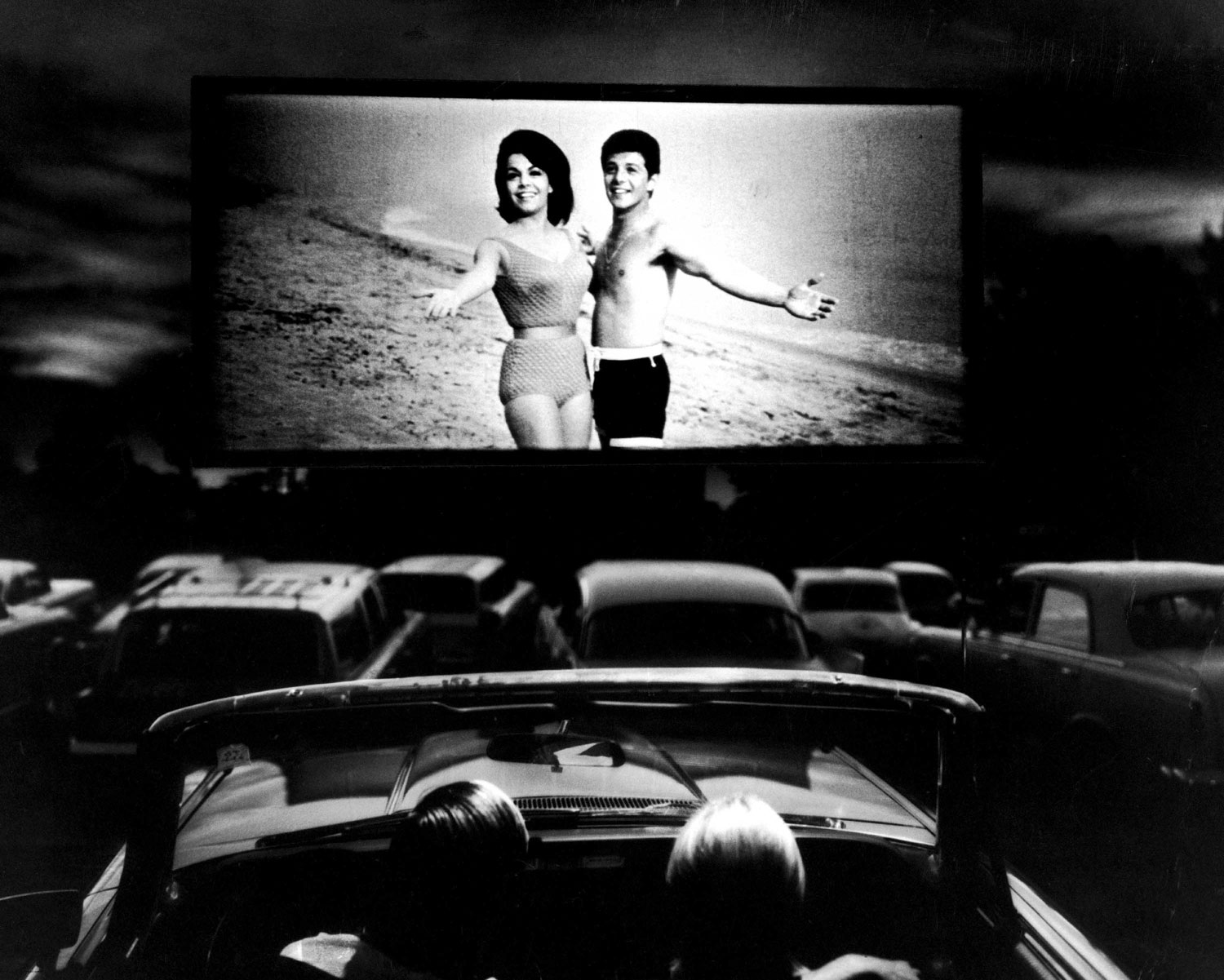 Porn drive in theater