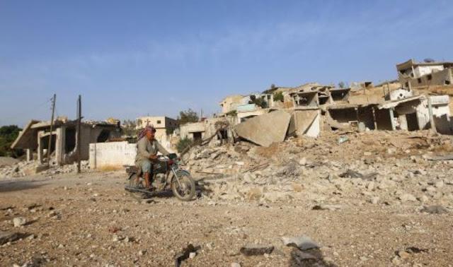 Ataques aéreos em território sírio controlado por Estado Islâmico matam 13 civis
