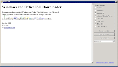 Windows And Office ISO Downloader 3.11 Latest Version