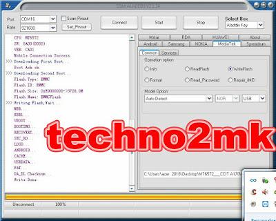 فلاش لتابلات نادرهccit a71w tablet firmware MT6572
