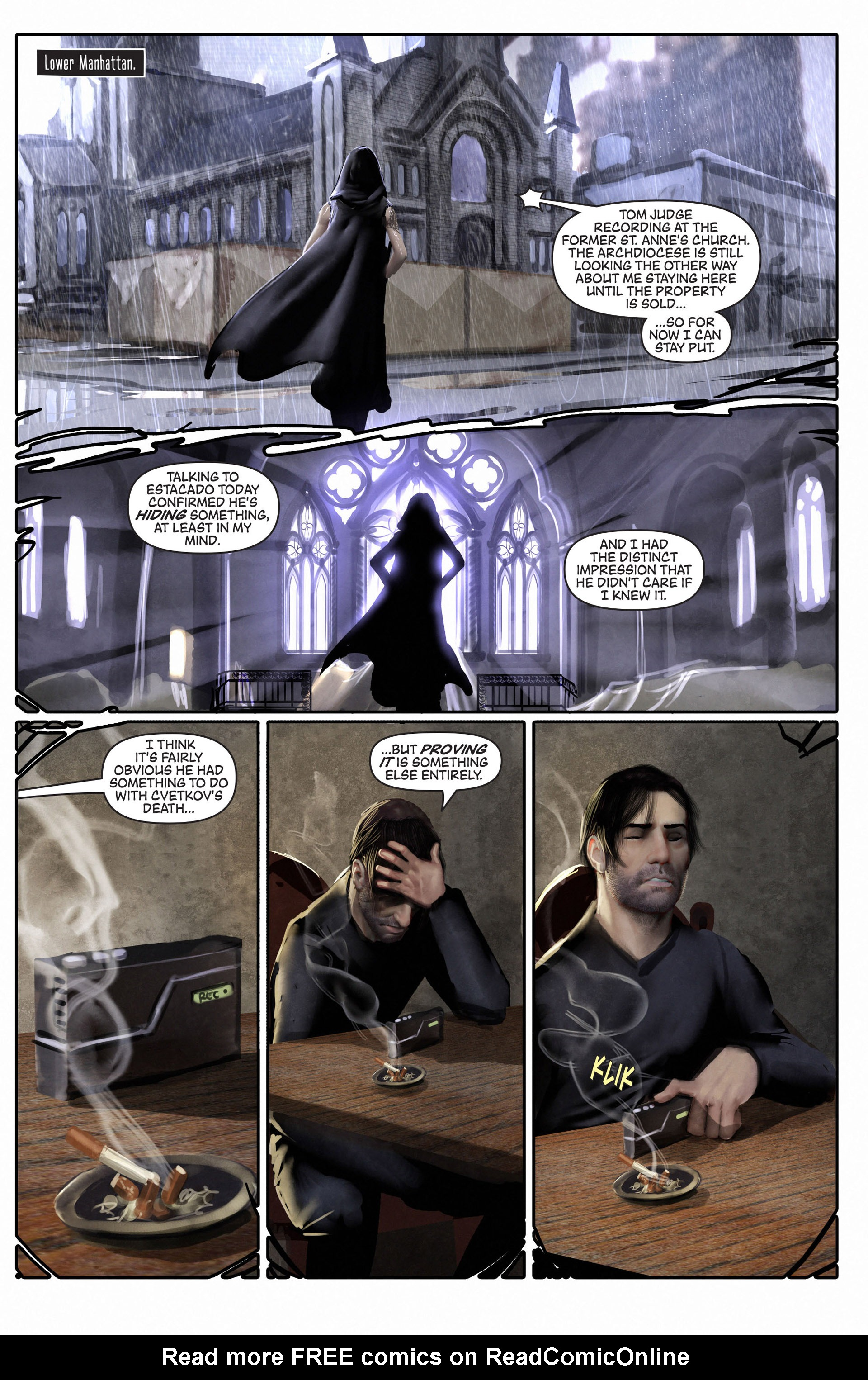 Read online Artifacts comic -  Issue #14 - 23