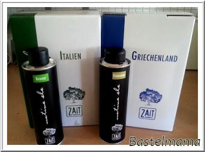 Öl, Oliven, Kürbiskern, Oleandi