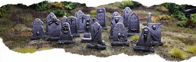 Undead Graveyard: Set 1