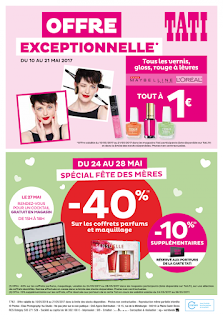 Catalogue Tati 10 au 21 Mai 2017