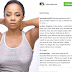 Fans lash out at Toke Makinwa for going braless in new photoshoot
