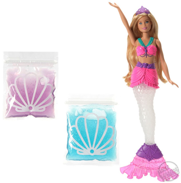 Toy Fair 2019 Mattel Barbie Slime Mermaid 29