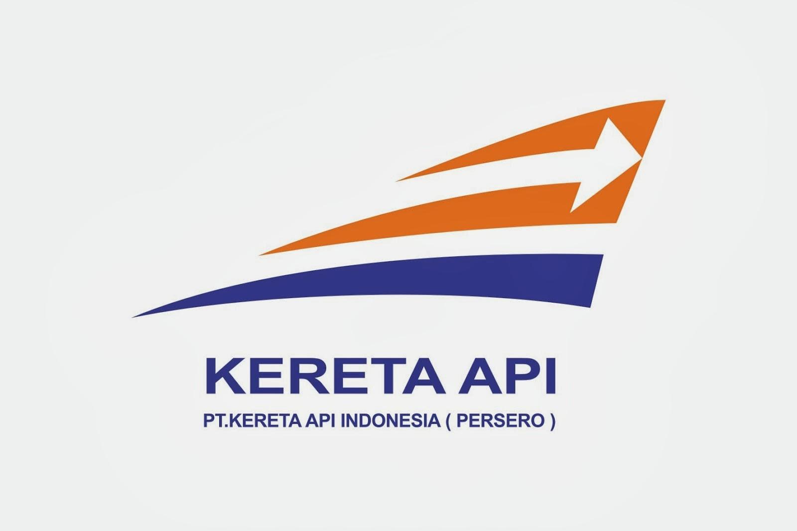 LOGO KERETA API  Gambar Logo
