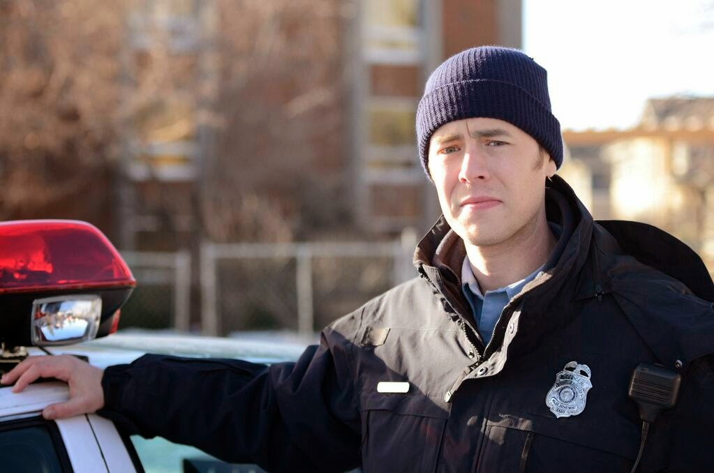 Colin Hanks as Gus Grimly in Fargo Season 1 Finale Episode 10 Morton's Fork