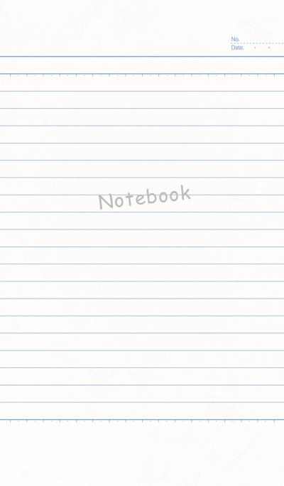 - Notebook -