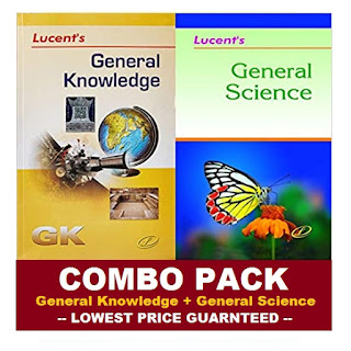Lucent General Knowledge and General Science Book