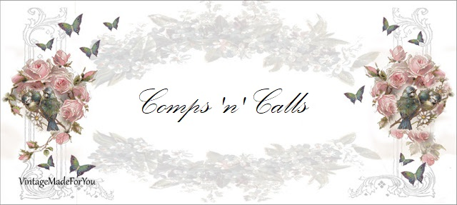 Comps & Calls - Writing Resource & Author Website