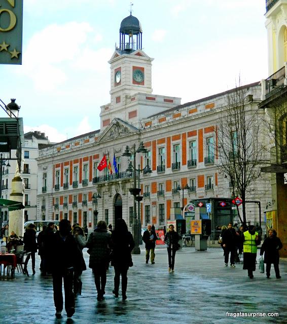 Madri, Porta do Sol