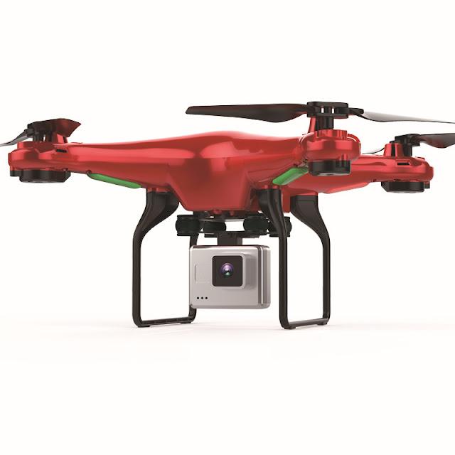 Máy bay điều khiển từ xa có camera_1