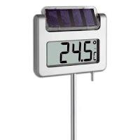 Jual TFA 30.2026 AVENUE Digital Solar Garden Thermometer