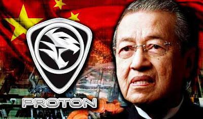 Proton: Mahathir Terbuka Rakan Kongsi China, Tetapi Bimbang Nasib Vendor Kroni Beliau?