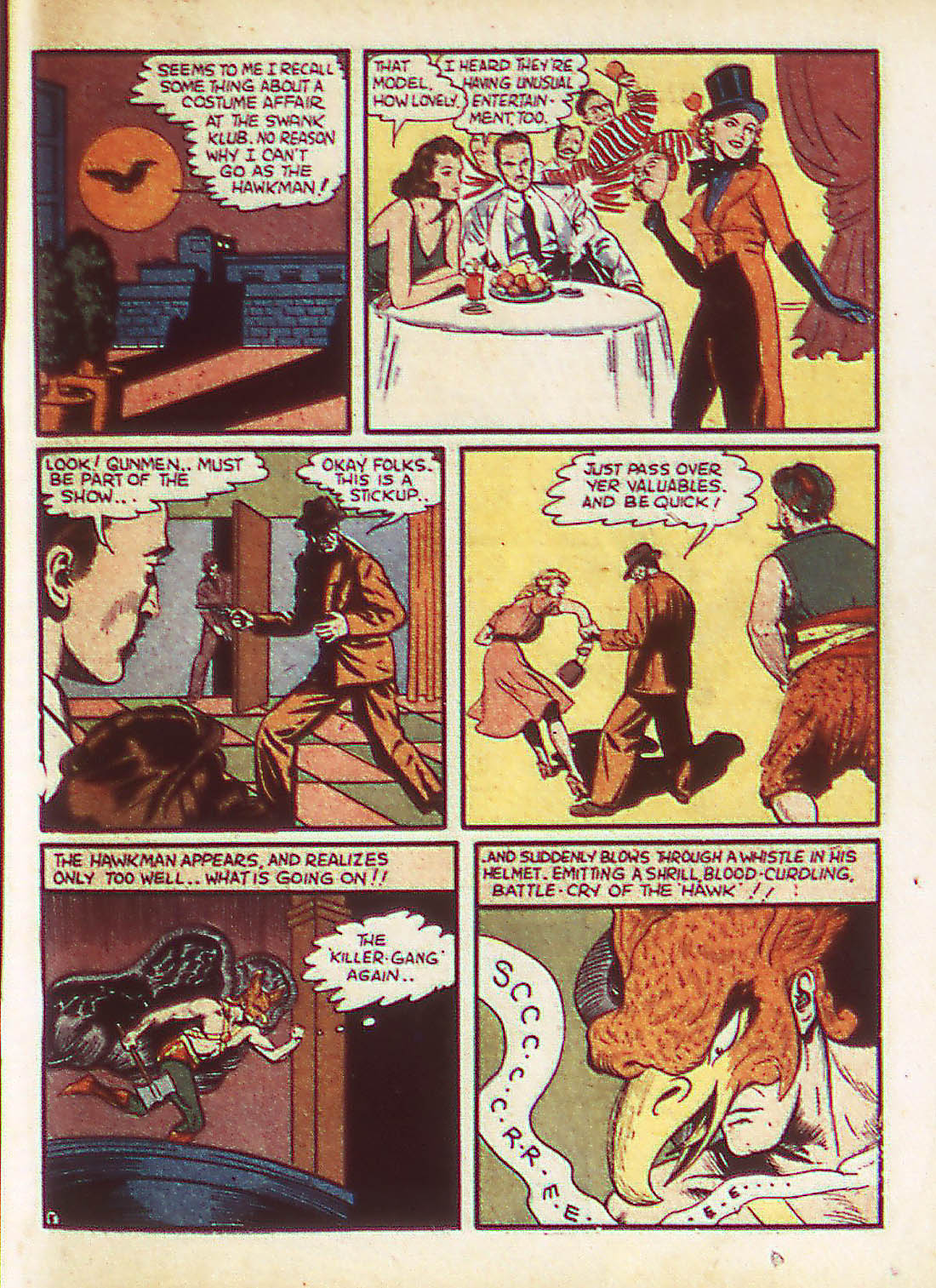 Flash Comics issue 22 - Page 61