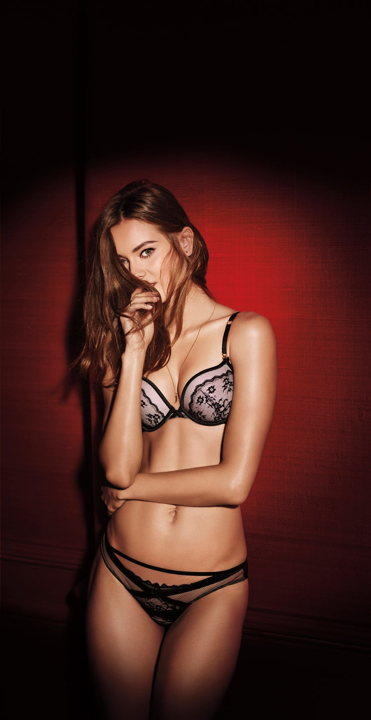 Victoria's Secret Very Sexy Campaign Holiday 2015