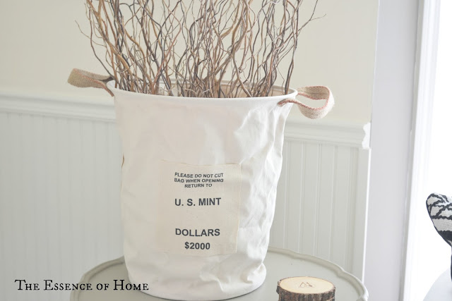 Bank Bag Makeover