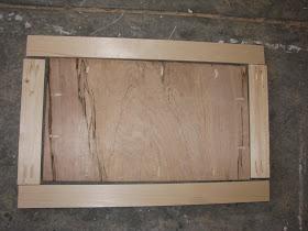 My So-Called DIY Blog: Making Cabinet Doors Using a Kreg Jig