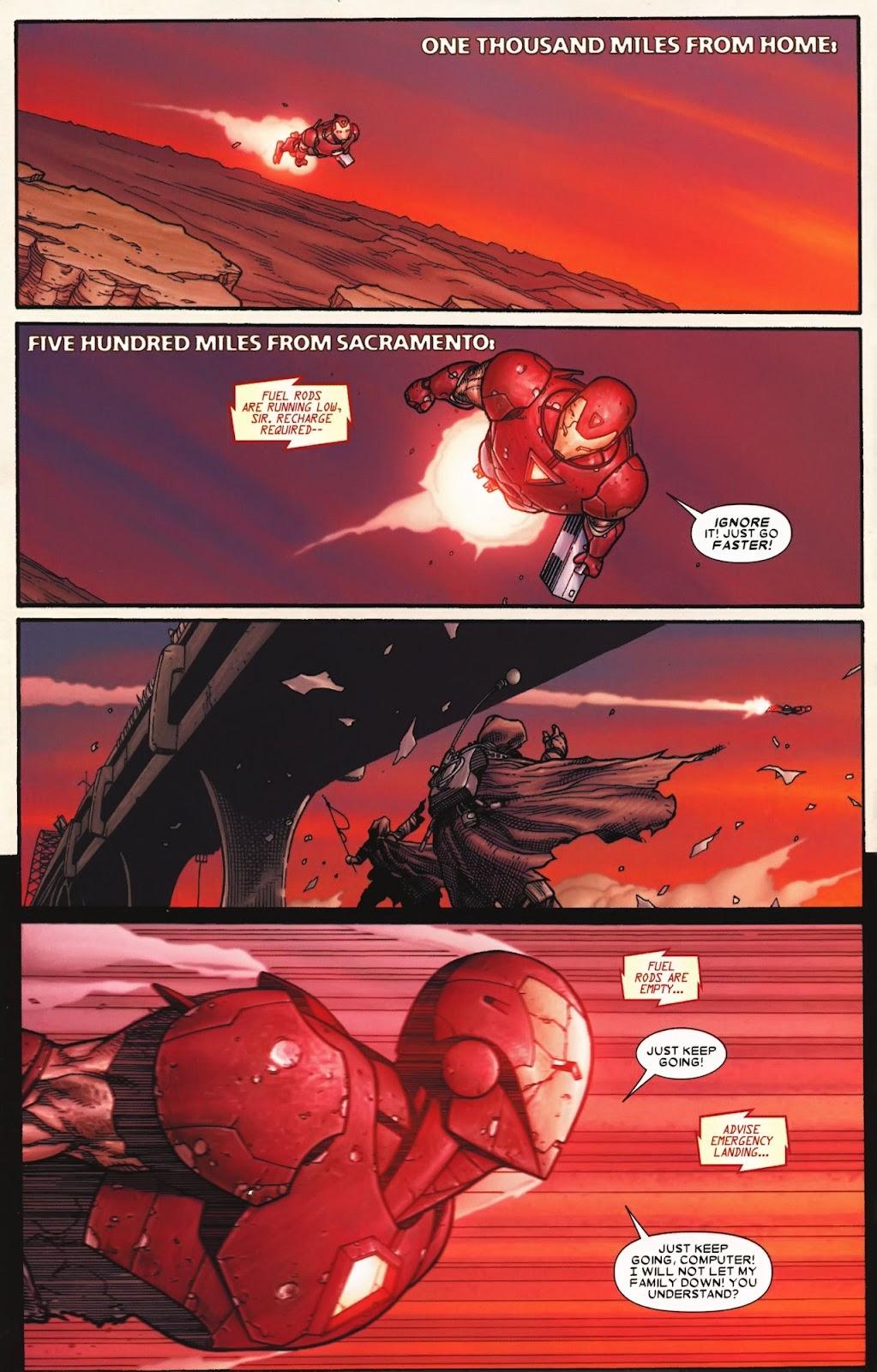 Read online Wolverine (2003) comic -  Issue #72 - 21