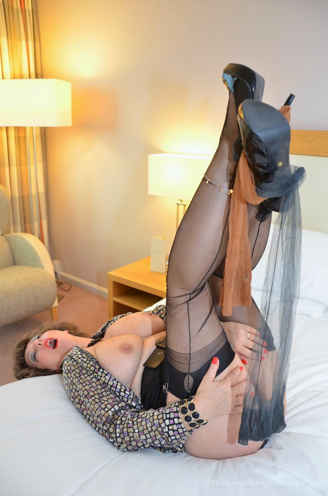 love nylons nylon sex pantyhose for