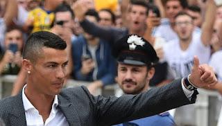 Best footballers Cristiano Ronaldo