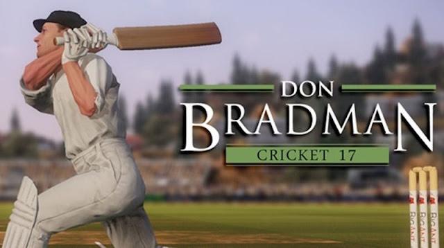Don Bradman Cricket 17  PC Game