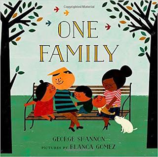 One family es un cuento escrito en verso que muestra distintos tipos de familias, de vidas y de miembros familiares