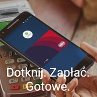 aplikacja Android Pay płatności telefonem