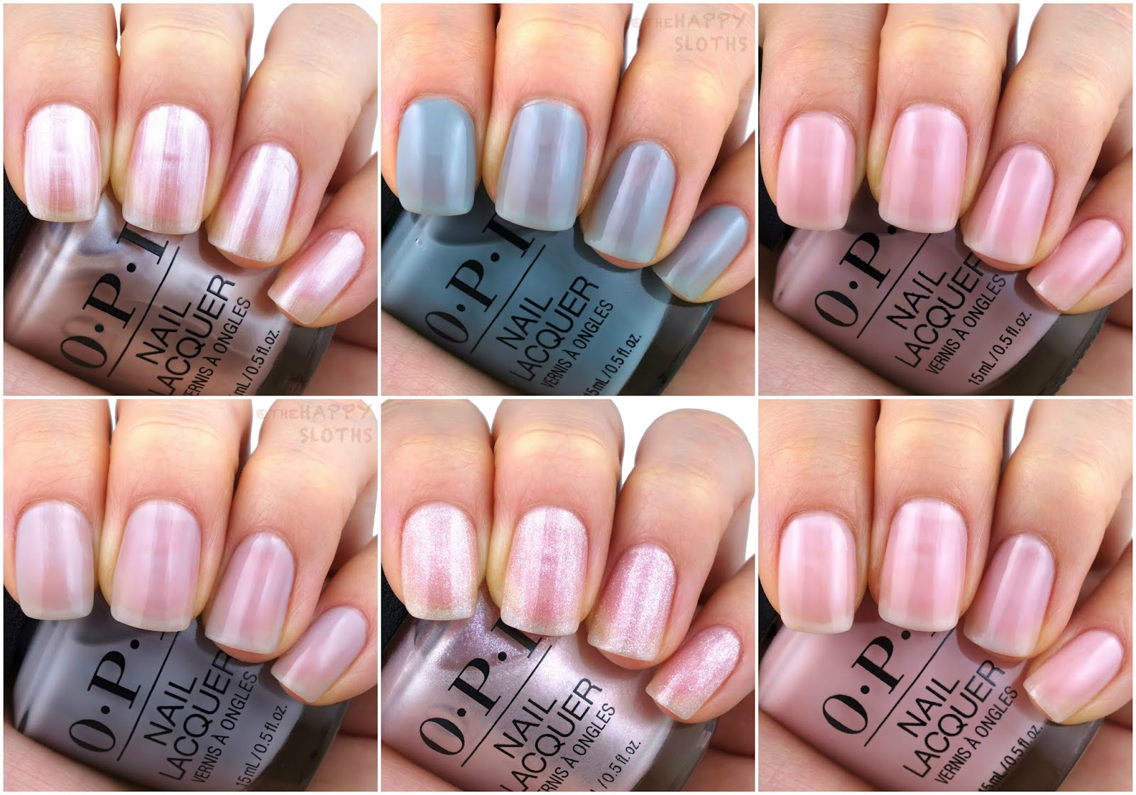OPI | Always Bare for You Collection: Review and Swatches