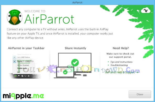 Download AirParrot Full Version