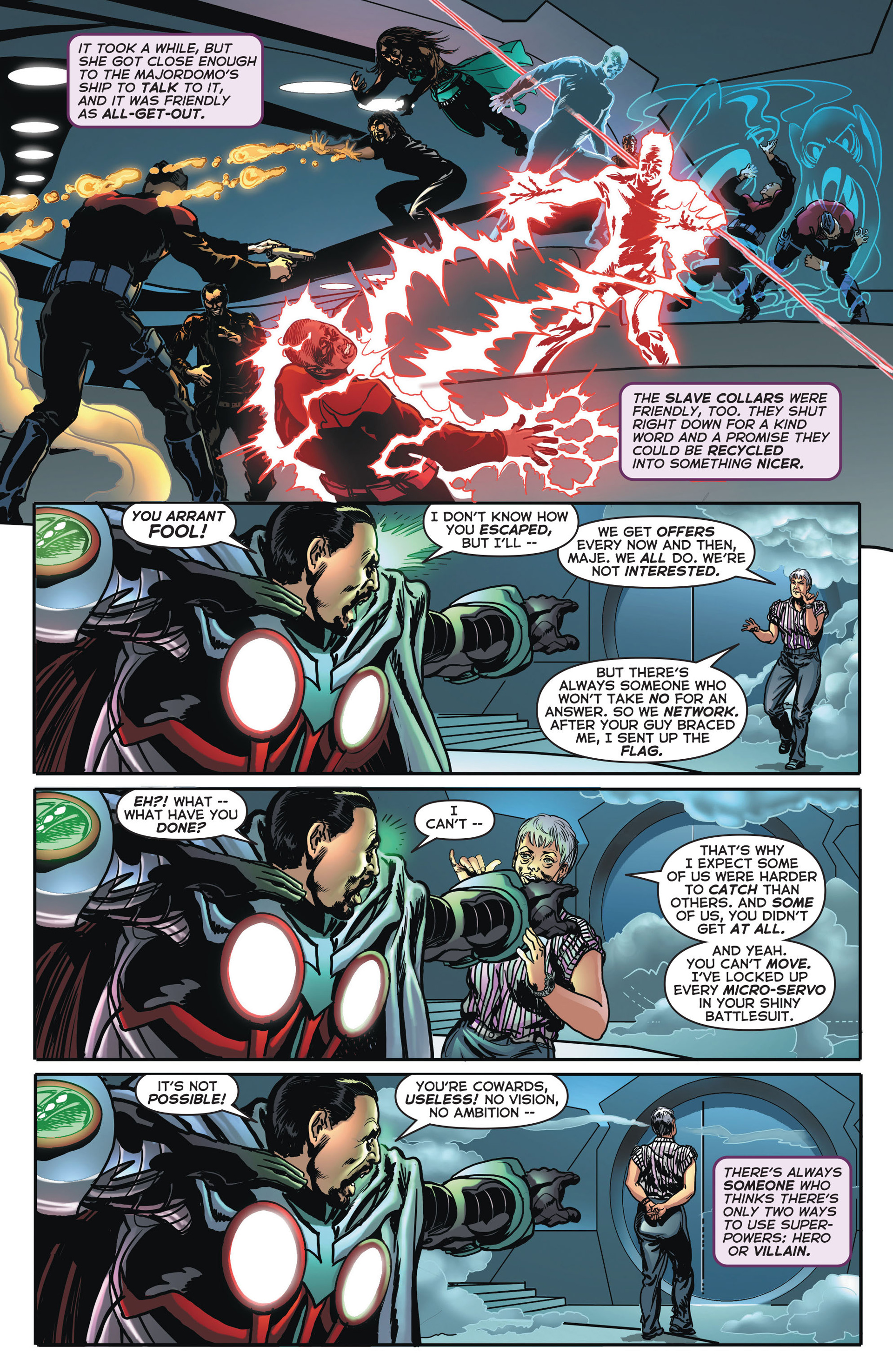 Read online Astro City comic -  Issue #4 - 20